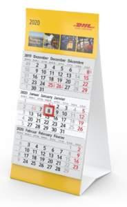 Tischkalender Werbekalender